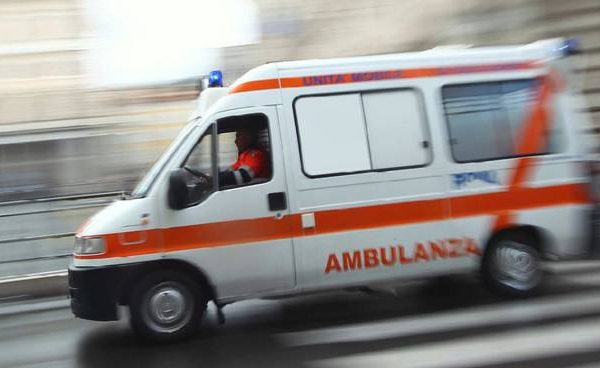 Ambulanza Incidente Mortale